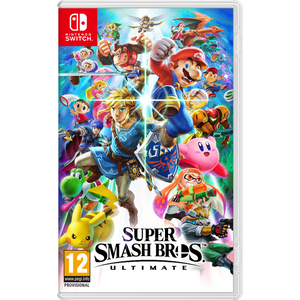Super Smash Bros. Ultimate - Switch - Preowned