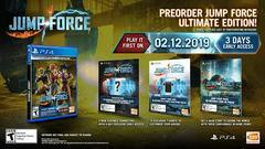 Jump Force [Ultimate Edition] - Playstation 4