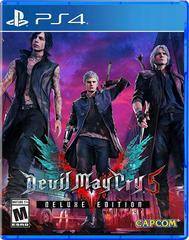 Devil May Cry 5 [Deluxe Edition] - Playstation 4