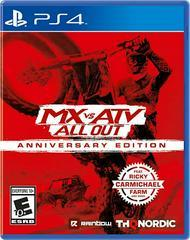MX vs ATV All Out [Anniversary Edition] - Playstation 4