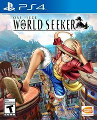 One Piece: World Seeker - Playstation 4