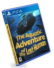The Aquatic Adventure of the Last Human - Playstation 4
