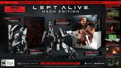 Left Alive [Mech Edition] - Playstation 4