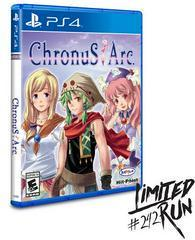 Chronus Arc - Playstation 4
