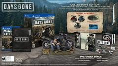 Days Gone [Collector's Edition] - Playstation 4