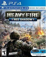 Heavy Fire: Red Shadow - Playstation 4