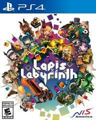 Lapis x Labrinth Limited Edition - Playstation 4