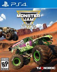 Monster Jam Steel Titans - Playstation 4