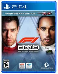 F1 2019: Anniversary Edition - Playstation 4