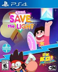 Steven Universe: Save The Light & OK KO Let's Play Heroes - Playstation 4