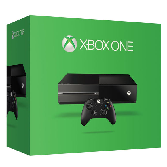 Xbox One 500 GB Console - Black - Preowned