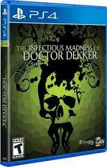 The Infectious Madness of Doctor Dekker - Playstation 4