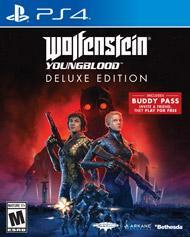 Wolfenstein Youngblood [Deluxe Edition] - Playstation 4