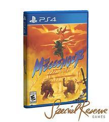 The Messenger [Limited Run Games Variant] - Playstation 4