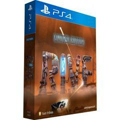 Rive [Orange Box Limited Edition] - Playstation 4