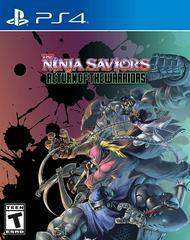 Ninja Saviors: Return of the Warriors - Playstation 4