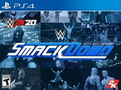 WWE 2K20 [20th Anniversary Edition] - Playstation 4