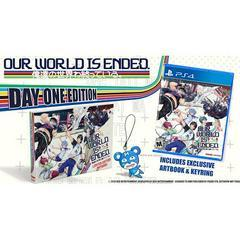 Our World is Ended [Day One Edition] - Playstation 4
