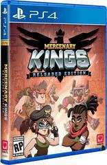 Mercenary Kings: Reloaded Edition - Playstation 4