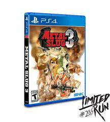 Metal Slug 3 - Playstation 4