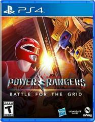 Power Rangers: Battle for the Grid - Playstation 4