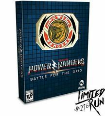 Power Rangers: Battle for the Grid [Mega Edition] - Playstation 4