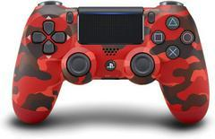 Playstation 4 Dualshock 4 Red Camo Controller - Playstation 4