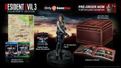 Resident Evil 3 [Collector's Edition] - Playstation 4