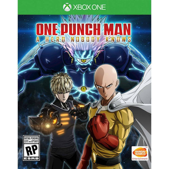 One Punch Man: A Hero Nobody Knows - XB1