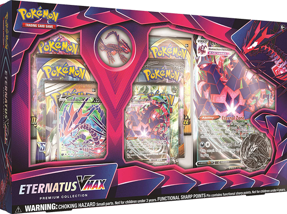 Pokemon: Eternatus VMAX Premium Collection