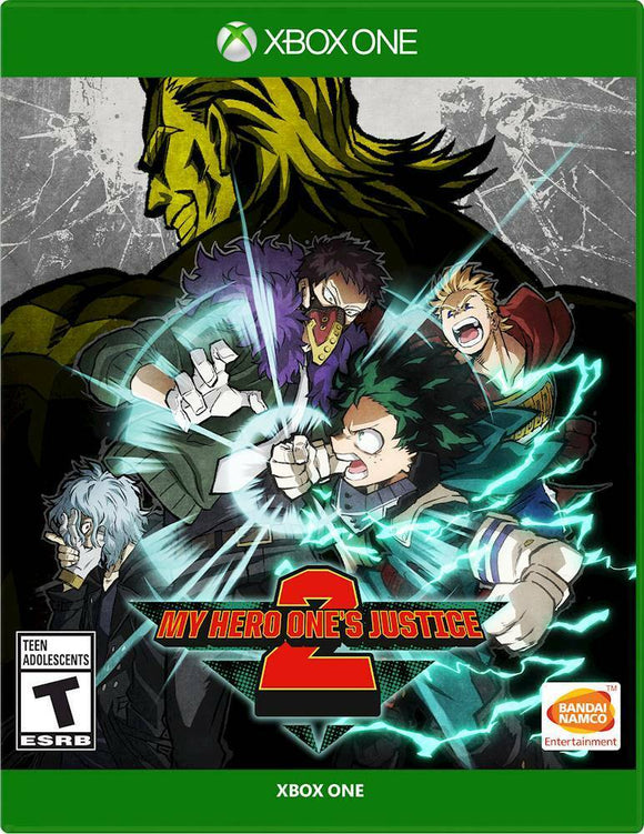 My Hero One's Justice 2 Standard Edition - XB1