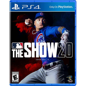 MLB The Show 20 Standard Edition - PS4