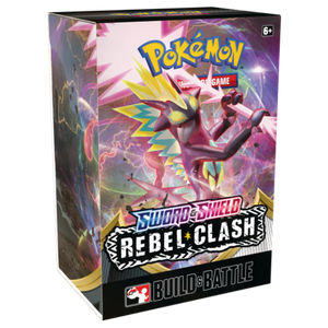 Pokemon Rebel Clash Prerelease Kit Triple Pack
