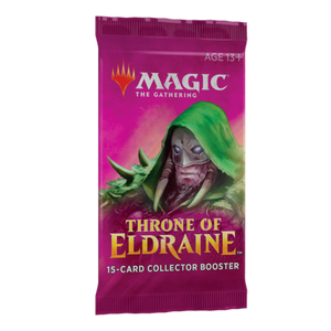 Magic Throne of Eldraine Collector Booster Pack