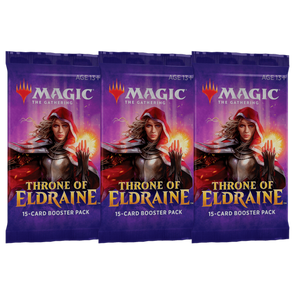 Magic Throne of Eldraine Booster Triple Pack