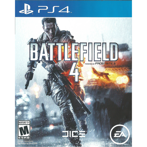 Battlefield 4 - PS4 - Preowned