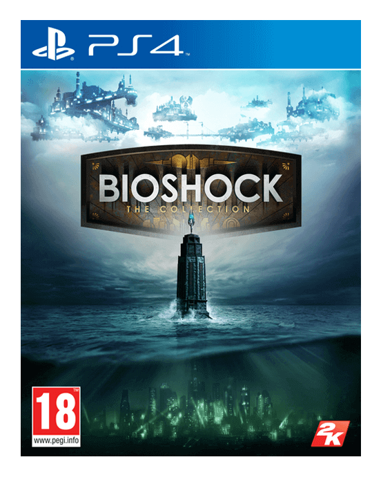 Bioshock: The Collection - PS4 - Preowned