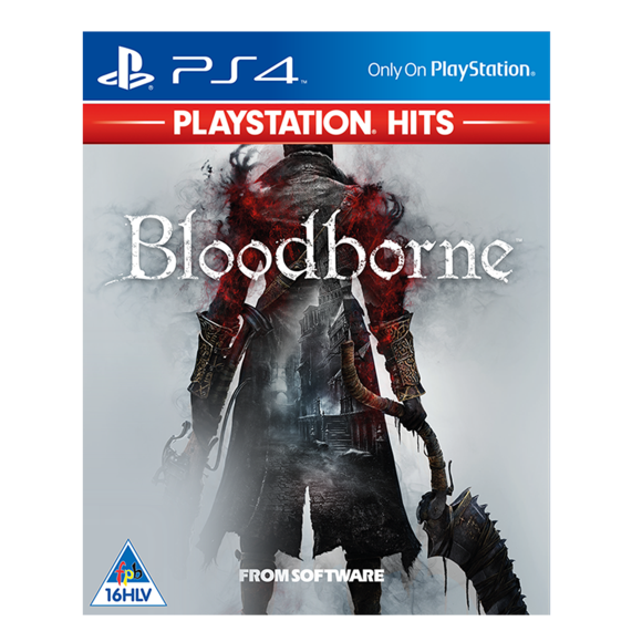 Bloodborne - PS4 - Preowned