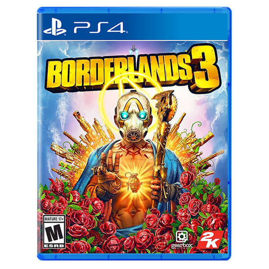 Borderlands 3 - PS4 - Preowned