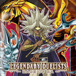 ♦ PREORDER ♦ Yu-Gi-Oh! Legendary Duelists: Rage Of Ra Booster Box ♦ PREORDER ♦