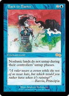 Back to Basics - Urza's Saga