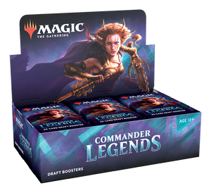 Magic: The Gathering: Commander Legends - Draft Booster Box