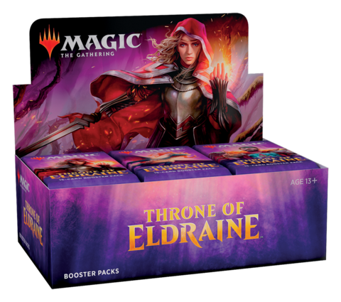 Magic Throne of Eldraine Booster Box