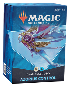 Magic The Gathering: 2021 Challenger Deck: Azorius Control