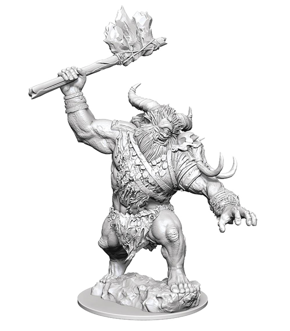 Unpainted Magic Miniatures - Borborygmos