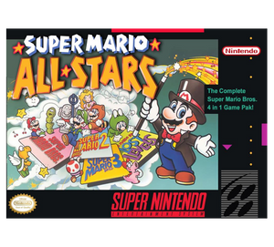 SNES Super Mario All Stars (Game Only) - Preowned