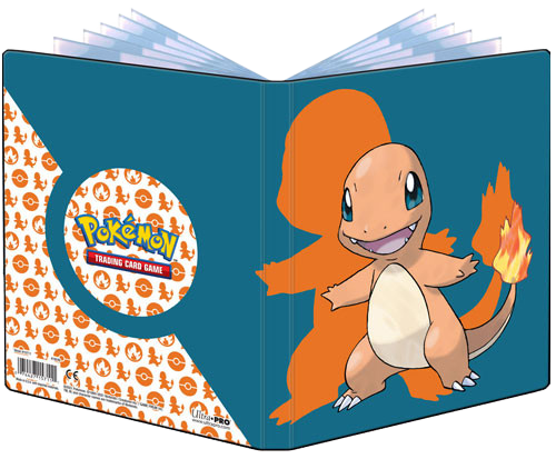 ◄ PREORDER ► Pokemon Ultra Pro 4-Pocket Portfolio: Charmander ◄ PREORDER ►