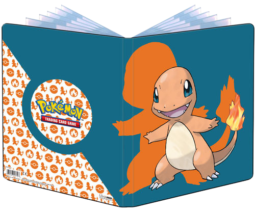 ◄ PREORDER ► Pokemon Ultra Pro 9-Pocket Portfolio: Charmander ◄ PREORDER ►