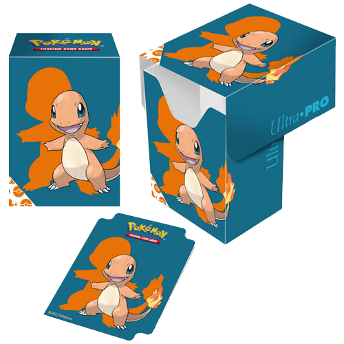◄ PREORDER ► Pokemon Ultra Pro Deck Box: Charmander ◄ PREORDER ►