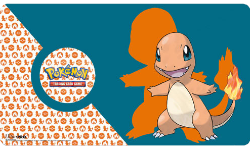 ◄ PREORDER ► Pokemon Ultra Pro Playmat: Charmander ◄ PREORDER ►